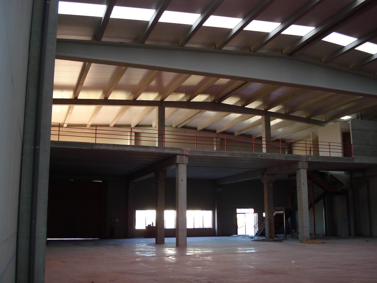 Naves industriales - Estructura metalicas para casas ...